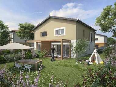 Vente Maison 4 pièces 85m² Aussonne (31840) - photo