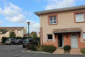 Location Maison 3 pièces 62m² Mondonville (31700) - photo
