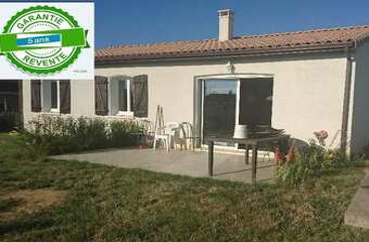 Vente Maison 4 pièces 105m² Saint-Sardos (82600) - photo