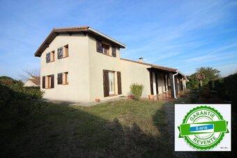 Vente Maison 6 pièces 124m² Aussonne (31840) - photo