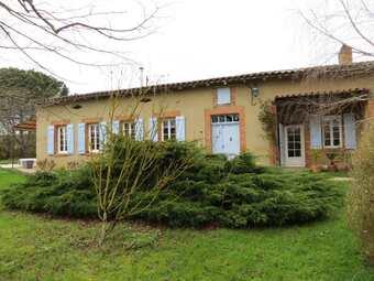 Vente Maison 6 pièces 188m² Lagraulet-Saint-Nicolas (31480) - Photo 1