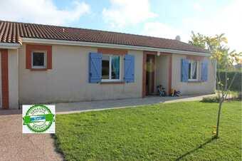 Vente Maison 5 pièces 111m² Daux (31700) - photo