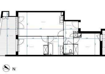 Vente Appartement 3 pièces 63m² Beauzelle - Photo 1