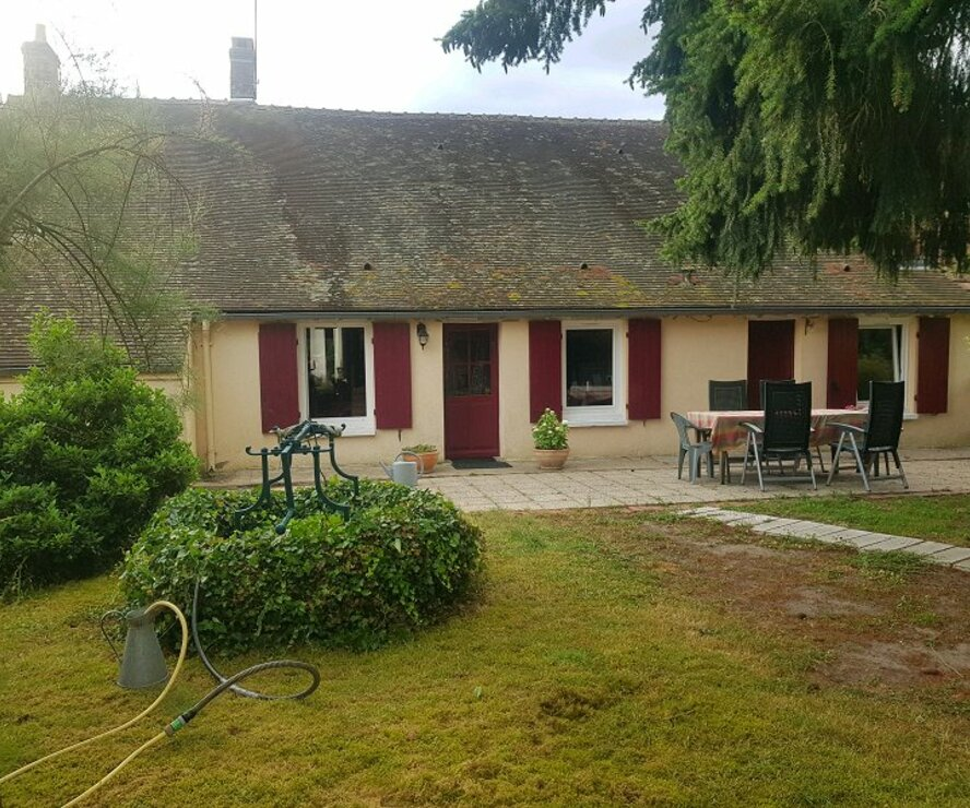 Vente Maison 4 pièces 116m² Les Choux (45290) - photo