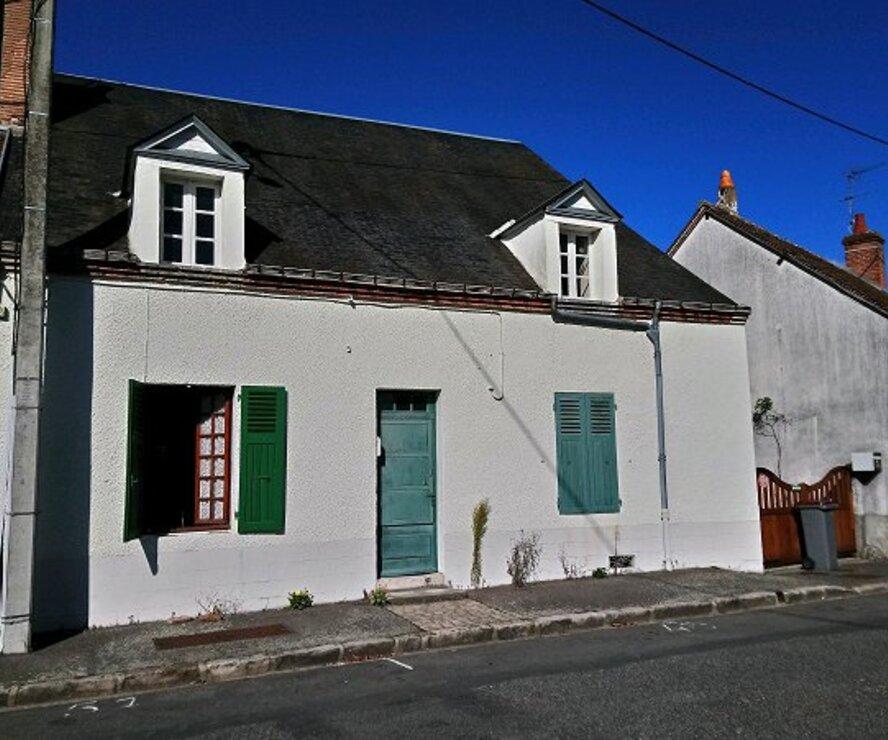 Vente Maison 4 pièces 143m² Saint-Gondon (45500) - photo
