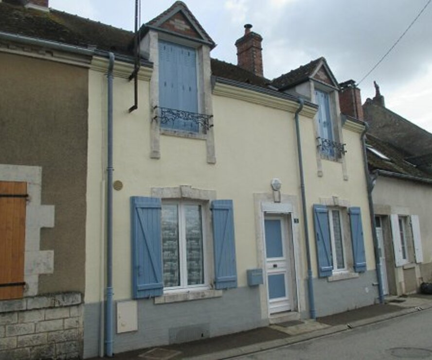 Vente Maison 6 pièces 109m² Thou (45420) - photo