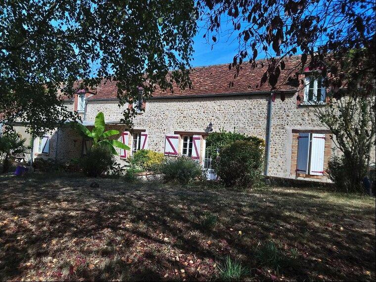 Vente Maison 5 pièces 178m² Saint-Martin-sur-Ocre (45500) - photo