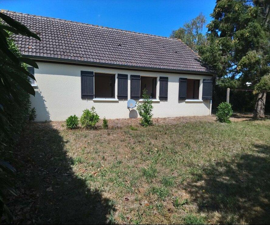 Vente Maison 3 pièces 62m² Autry-le-Châtel (45500) - photo