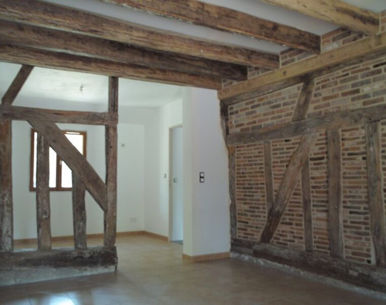 Location Maison 3 pièces 90m² Les Choux (45290) - photo