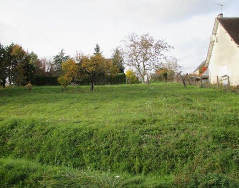 Vente Terrain 883m² Châtillon-sur-Loire (45360) - photo