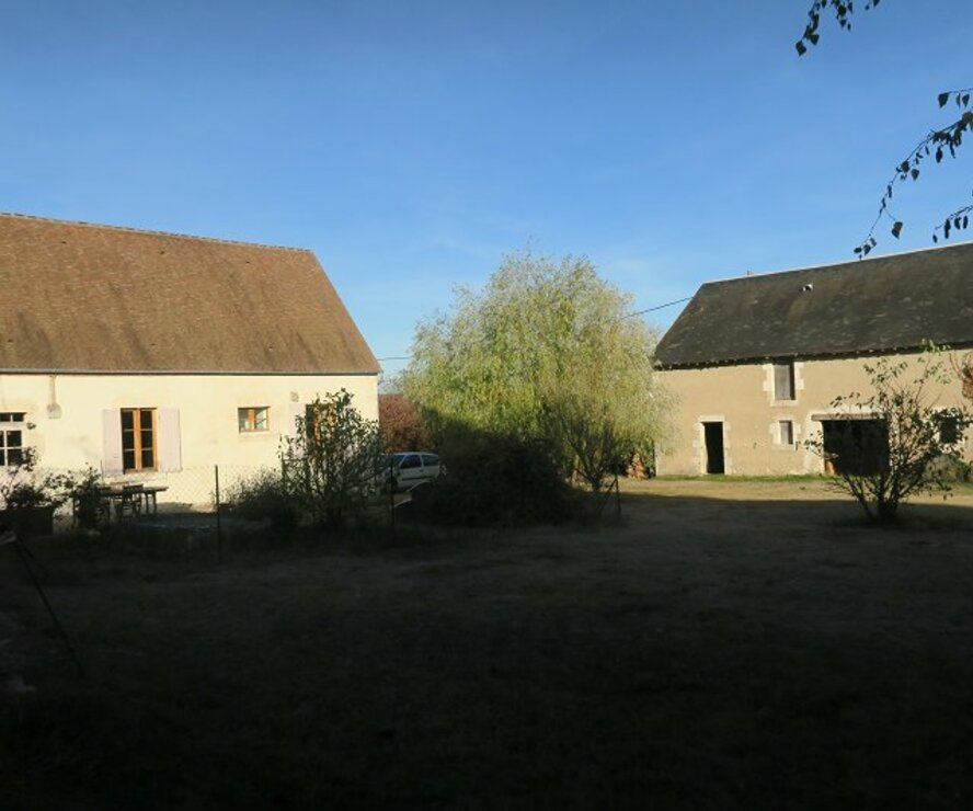 Vente Maison 7 pièces 134m² Beaulieu-sur-Loire (45630) - photo