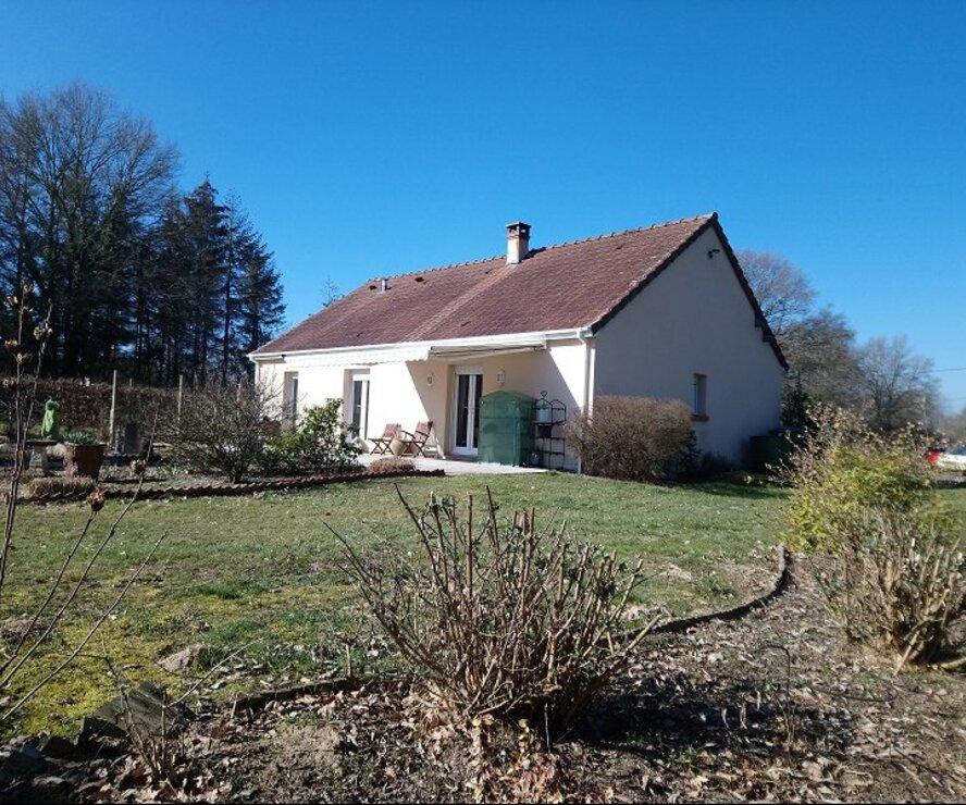 Vente Maison 4 pièces 110m² La Bussière (45230) - photo
