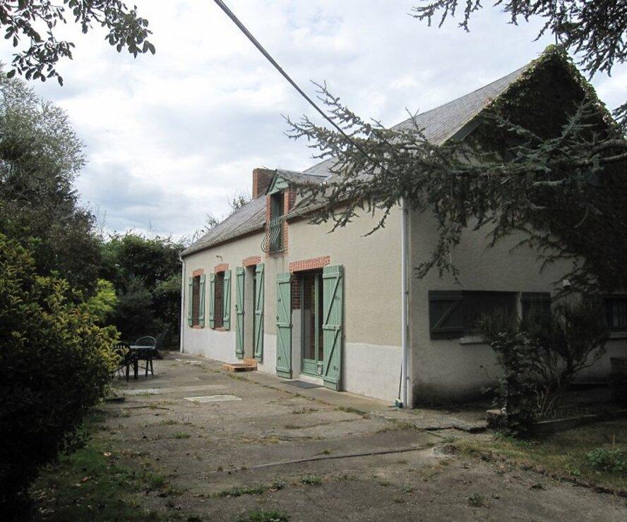 Vente Maison 4 pièces 125m² Pierrefitte-ès-Bois (45360) - photo