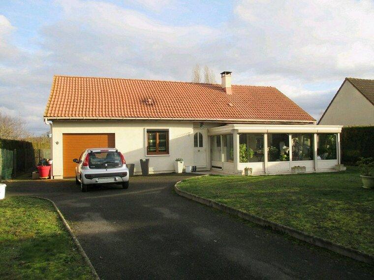Vente Maison 4 pièces 98m² Saint-Martin-sur-Ocre (45500) - photo