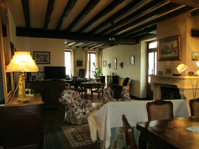 Vente Maison 9 pièces 250m² Dammarie-en-Puisaye (45420) - photo