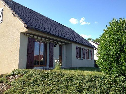 Vente Maison 6 pièces 127m² Saint-Martin-sur-Ocre (45500) - photo