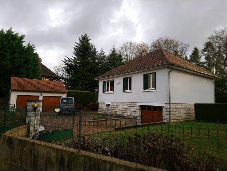 Vente Maison 3 pièces 70m² Poilly-lez-Gien (45500) - photo