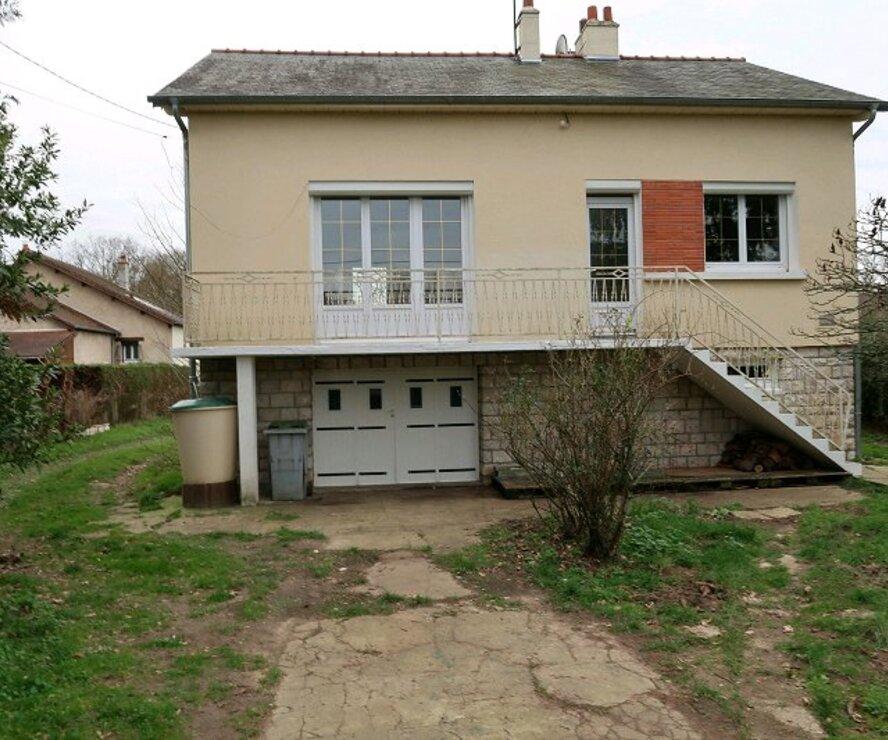 Vente Maison 4 pièces 90m² Gien (45500) - photo