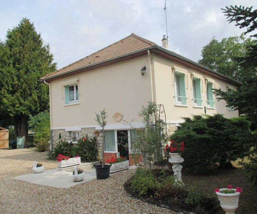 Vente Maison 5 pièces 82m² Bonny-sur-Loire (45420) - photo