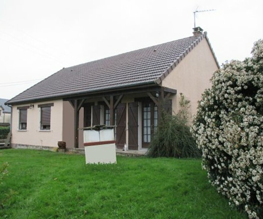 Vente Maison 4 pièces 87m² Cernoy-en-Berry (45360) - photo