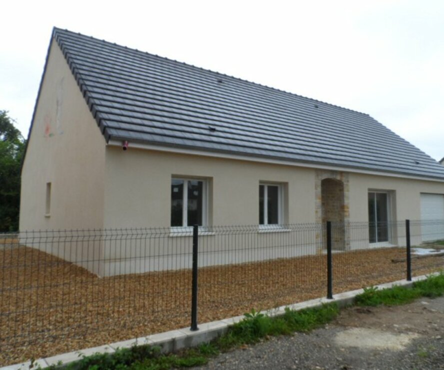 Location Maison 4 pièces 157m² Gien (45500) - photo