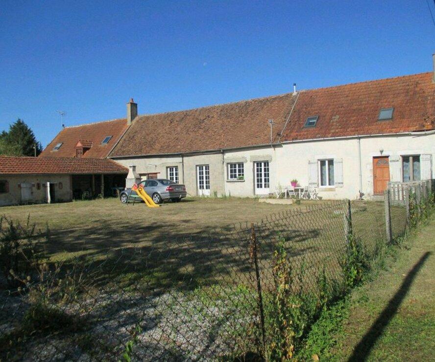 Vente Maison 3 pièces 88m² Saint-Firmin-sur-Loire (45360) - photo