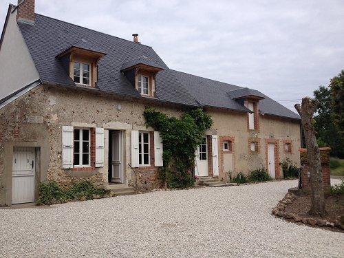 Location Maison 3 pièces 110m² Saint-Gondon (45500) - photo