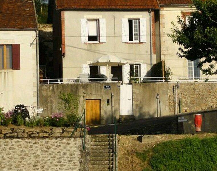 Vente Maison 3 pièces 70m² OUZOUER SUR TREZEE - photo