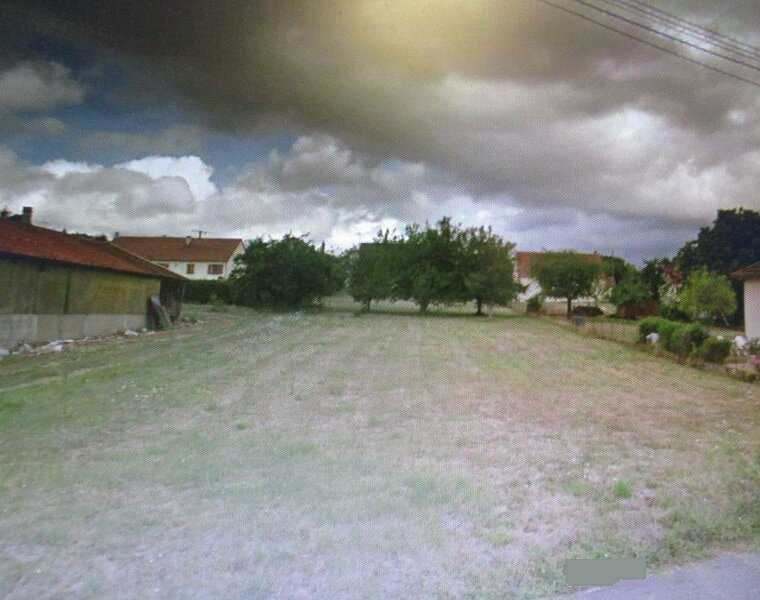 Vente Terrain 1 382m² Châtillon-sur-Loire (45360) - photo