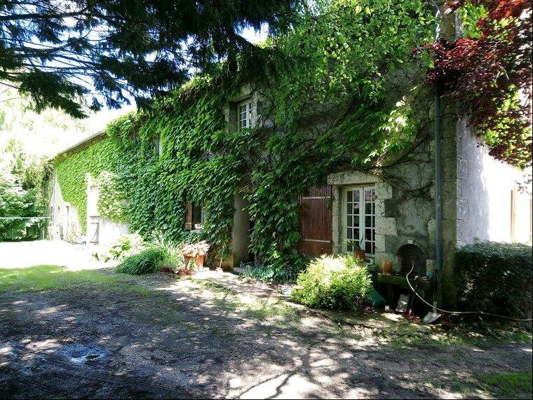 Vente Maison 6 pièces 160m² Saint-Martin-sur-Ocre (45500) - photo