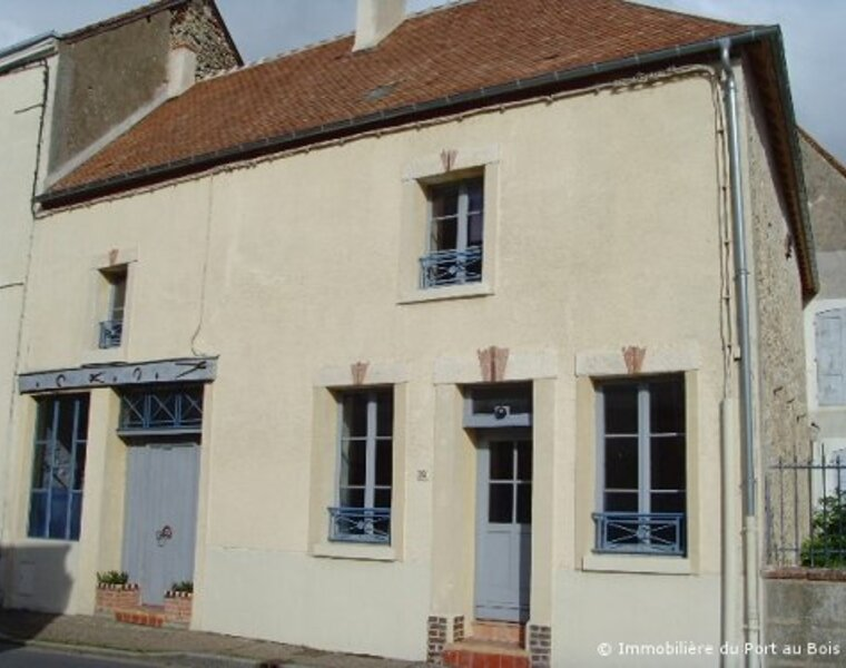 Vente Maison 6 pièces 210m² Bonny-sur-Loire (45420) - photo