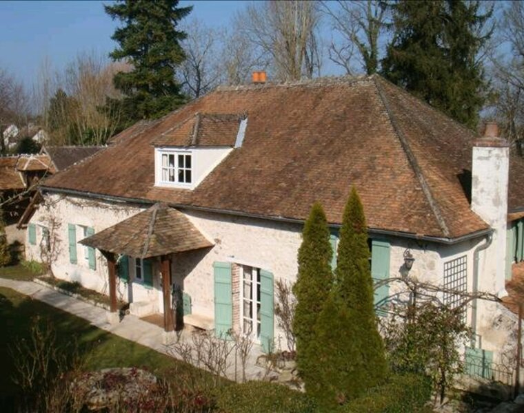 Vente Maison 6 pièces 160m² BEAULIEU SUR LOIRE - photo