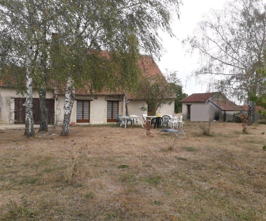 Vente Maison 3 pièces 68m² Beaulieu-sur-Loire (45630) - photo