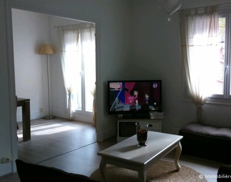 Vente Appartement 3 pièces 68m² GIEN - photo