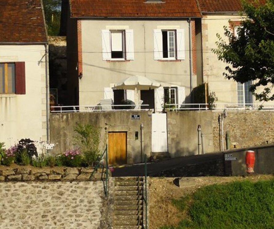 Vente Maison 3 pièces 70m² Ouzouer-sur-Trézée (45250) - photo