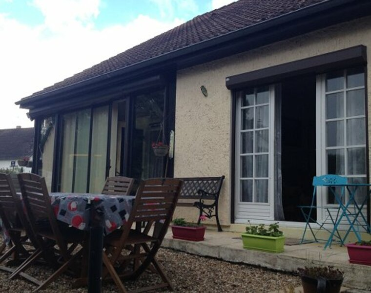 Vente Maison 6 pièces 124m² Saint-Brisson-sur-Loire (45500) - photo