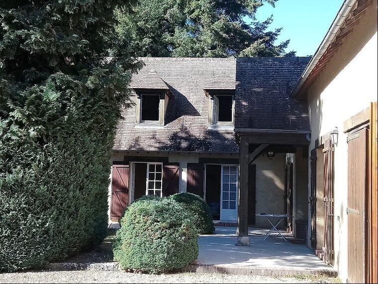 Vente Maison 11 pièces 250m² Poilly-lez-Gien (45500) - photo