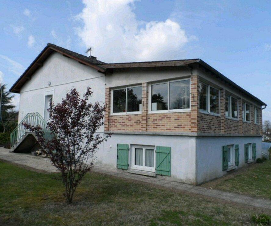 Vente Maison 5 pièces 130m² ST AIGNAN LE JAILLARD - photo