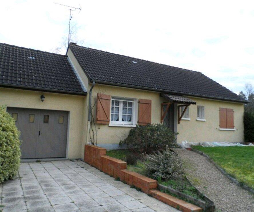 Location Maison 3 pièces 68m² Boismorand (45290) - photo
