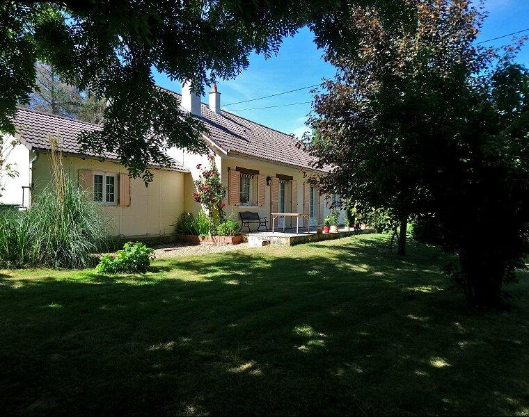 Vente Maison 4 pièces 90m² Saint-Gondon (45500) - photo
