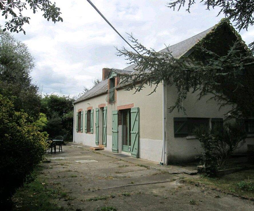 Vente Maison 4 pièces 125m² PIERREFITTE ES BOIS - photo