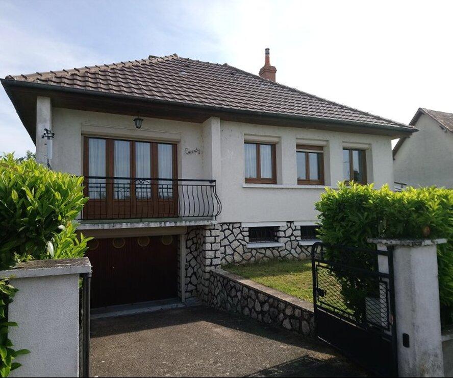 Vente Maison 3 pièces 70m² Gien (45500) - photo