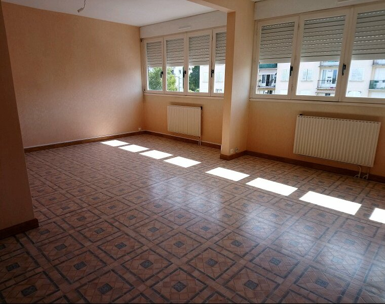 Vente Appartement 3 pièces 66m² GIEN - photo