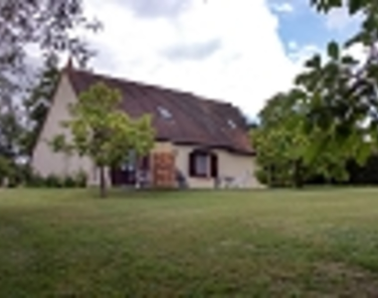 Vente Maison 5 pièces 130m² Saint-Gondon (45500) - photo
