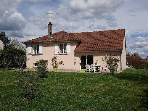 Vente Maison 5 pièces 105m² Poilly-lez-Gien (45500) - photo