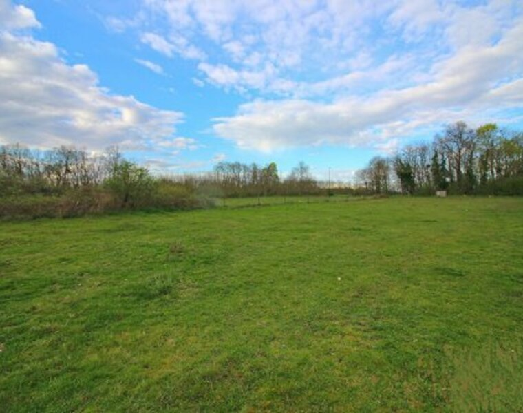Vente Terrain 909m² Briare (45250) - photo