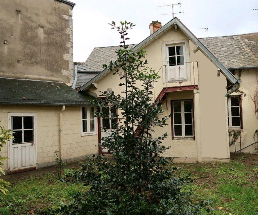 Vente Maison 3 pièces 62m² Briare (45250) - photo