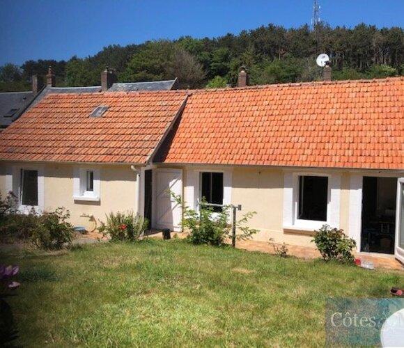 Vente Maison 3 pièces 65m² Saint-Valery-en-Caux - photo