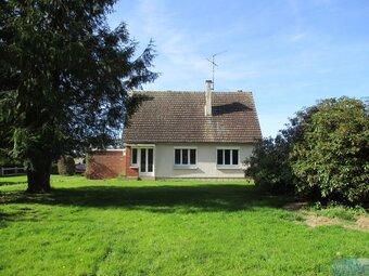 Vente Maison 5 pièces 87m² Saint-Valery-en-Caux (76460) - photo