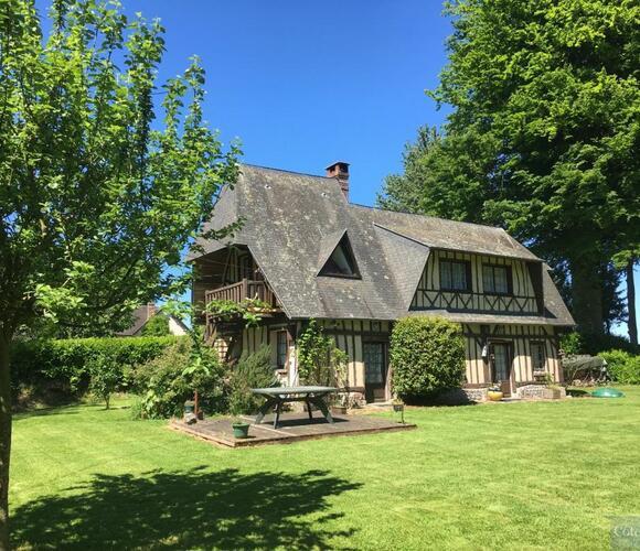 Vente Maison 4 pièces 91m² Saint-Laurent-en-Caux - photo